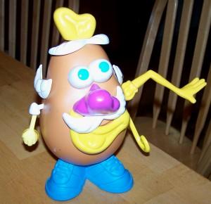 Unschooling: America's Next Top Mr. Potato Head
