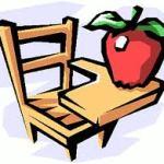 chair&apple