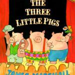 3 pigs marshall