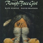 rough face girl
